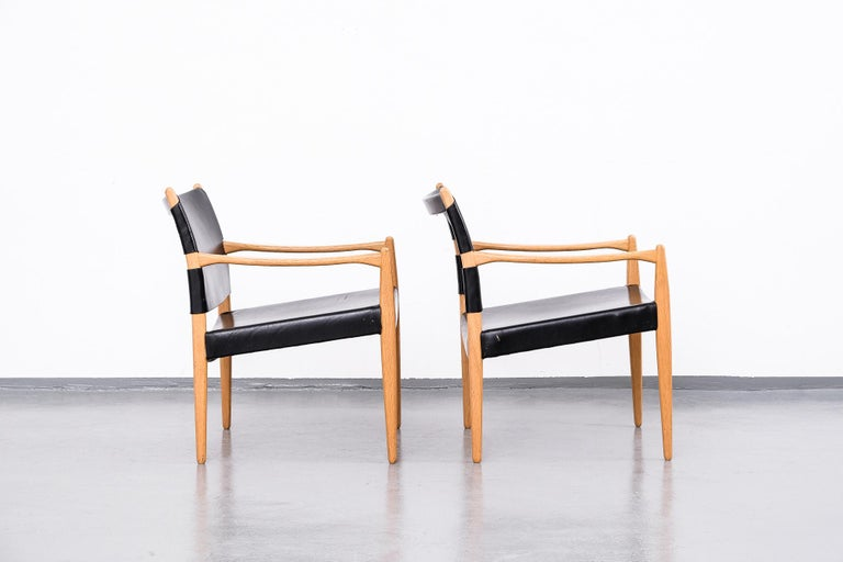 Swedish Easy Chairs Model