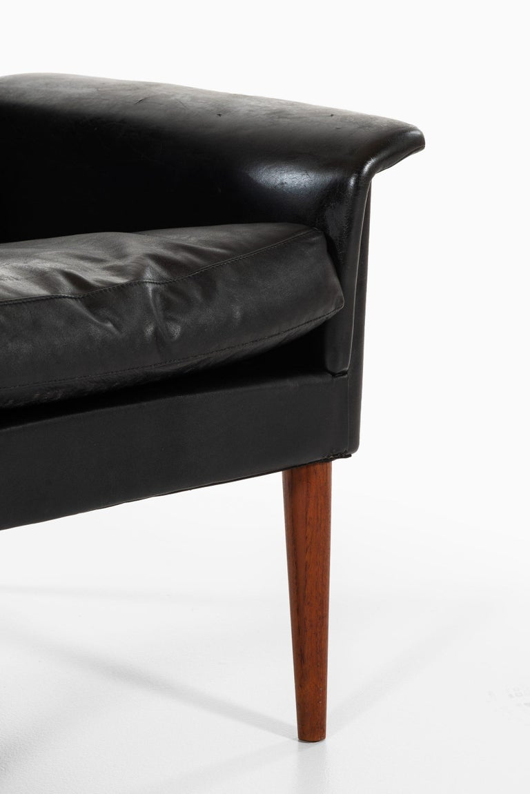 Scandinavian Modern Easy Chairs Produced in Denmark For Sale