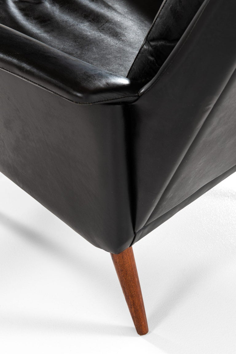 Danish Easy Chairs Produced in Denmark For Sale