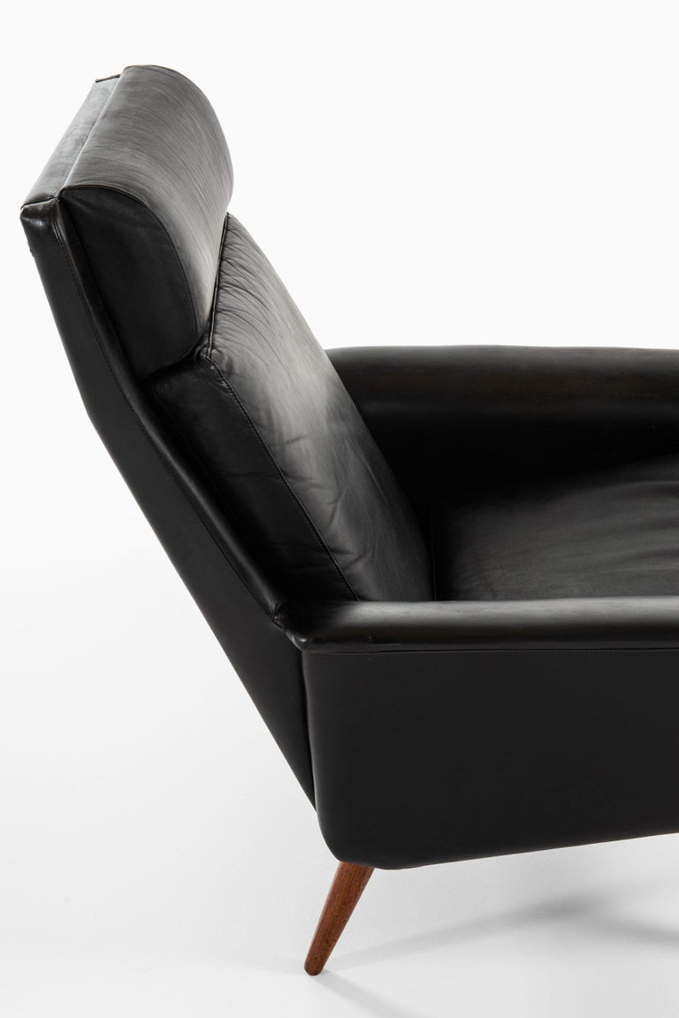 Easy Chairs Produced in Denmark For Sale 1