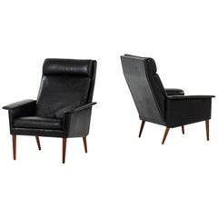 Easy Chairs Produced in Denmark