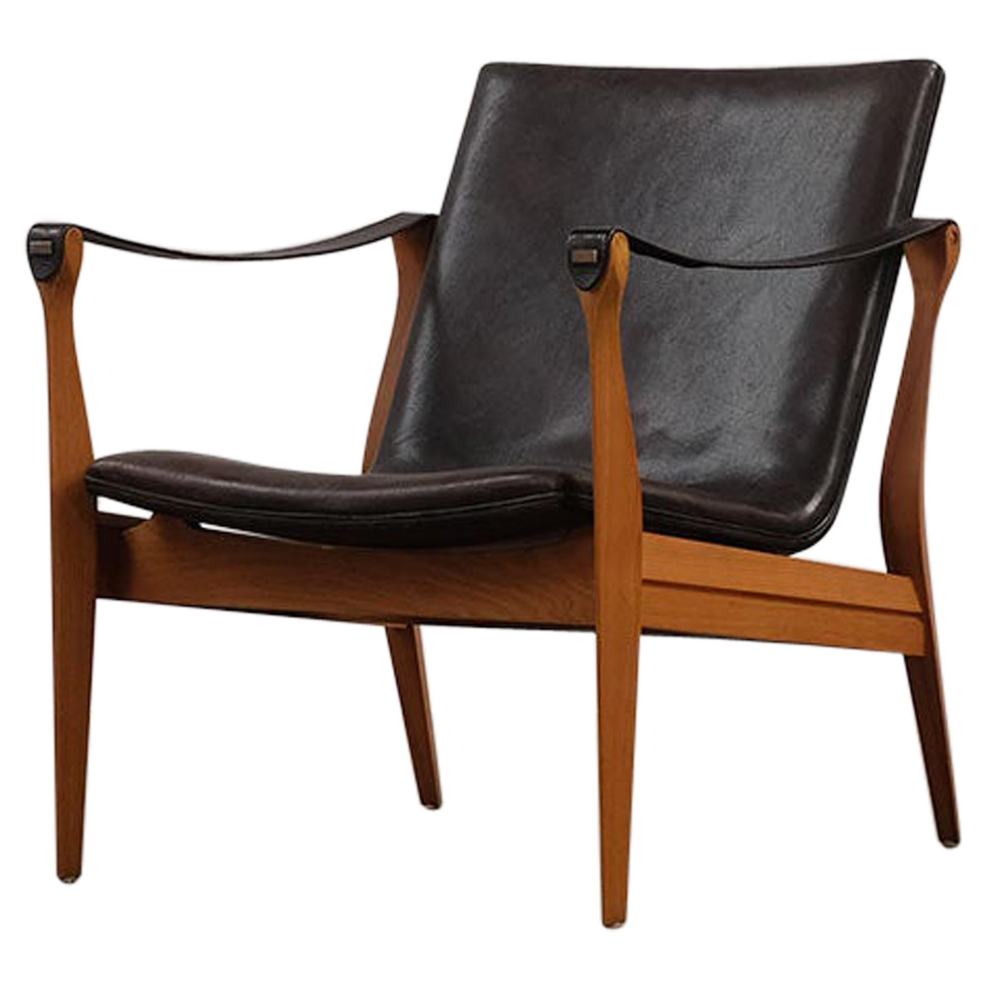 Ebbe and Karen Clemmensen Armchair