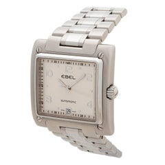 Ebel 1911 Carrie Wristwatch, Complete Set, Outstanding Condition