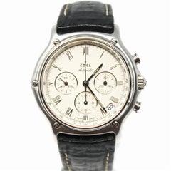 Ebel 1911 El Primero 91349013062B Men's Watch Certified Pre-Owned
