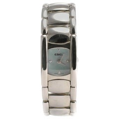 Ebel Beluga E9057A21, Black Dial, Certified and Warranty