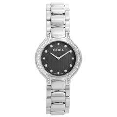 Ebel Beluga Stainless Steel and Diamond Ladies Watch 1215856