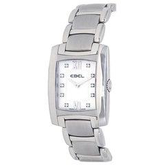 Ebel Brasilia Chronograph 9976M22, Mother of Pearl Dial