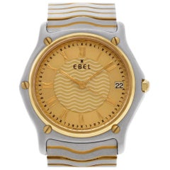 Ebel Classic 1187f41, Case, Certified and Warranty