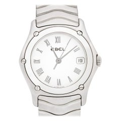Ebel Classic 9087F21, Case, Certified and Warranty
