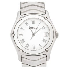 Ebel Classic 9087F21, Certified and Warranty