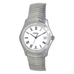 Ebel Classic MISSING, Black Dial, Certified and Warranty