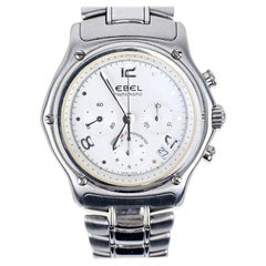 Ebel Vintage 1911 Stainless Steel Chronograph Automatic Watch