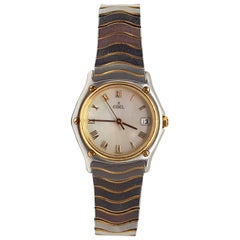 Ebel Watch Yellow Gold Steel