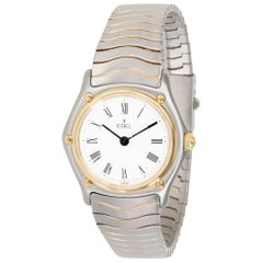 Ebel Wave 181908, White Dial, Certified and Warranty