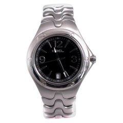 Ebel Wave 9955K41, Silver Dial, Certified and Warranty