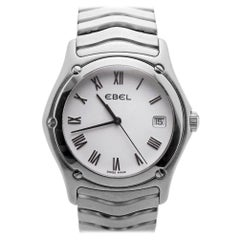 Ebel Wave E9187F41, White Dial, Certified and Warranty