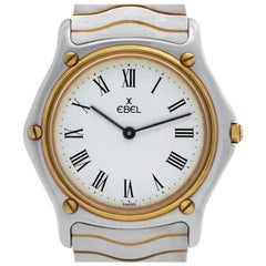 Ebel Wave No-ref#, White Dial, Certified and Warranty