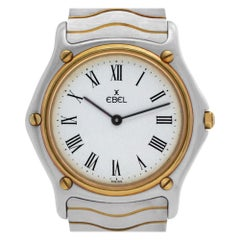 Ebel Wave Unknown, White Dial, Certified and Warranty