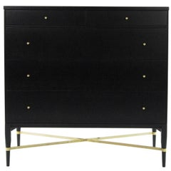 Ebonized Chest of Drawers by Paul McCobb