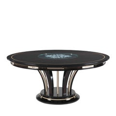 Ebony Dining Table