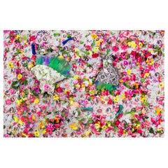 Ebony G. Patterson Untitled 'Lily, carnation, and rose budz' Limited Ed. Print
