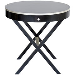 Ebony Side Table