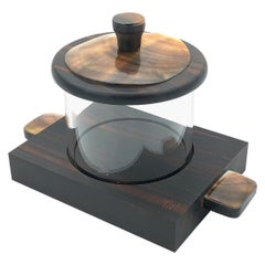 Ebony Wood Truffle Holder #2