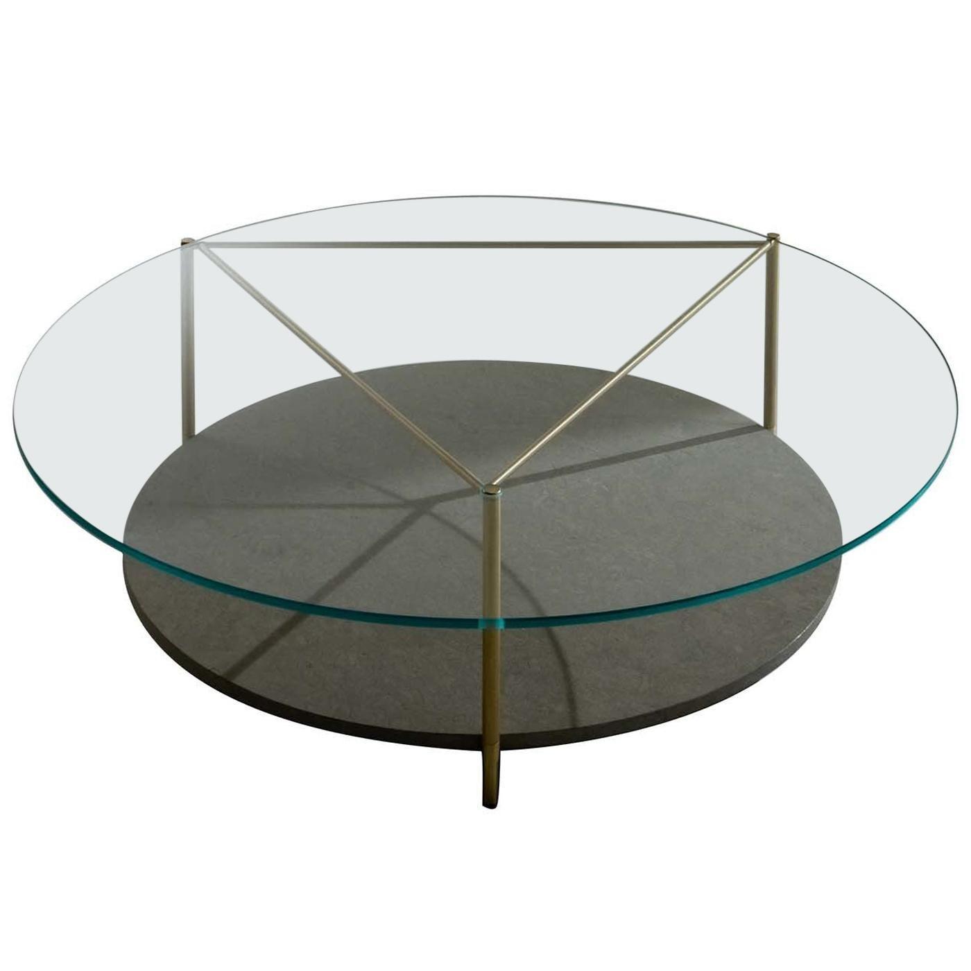 Echo Coffee Table by Bartoli Design