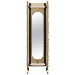 Echoes Mirror Block Cabinet