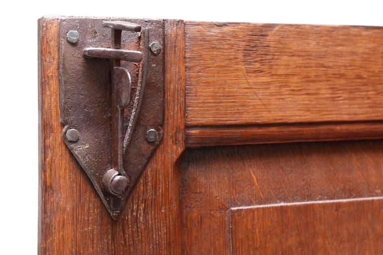 Eclectic Antique Dutch Renaissance Cabinet For Sale 1