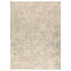Eclectic, Hand Knotted Area Rug