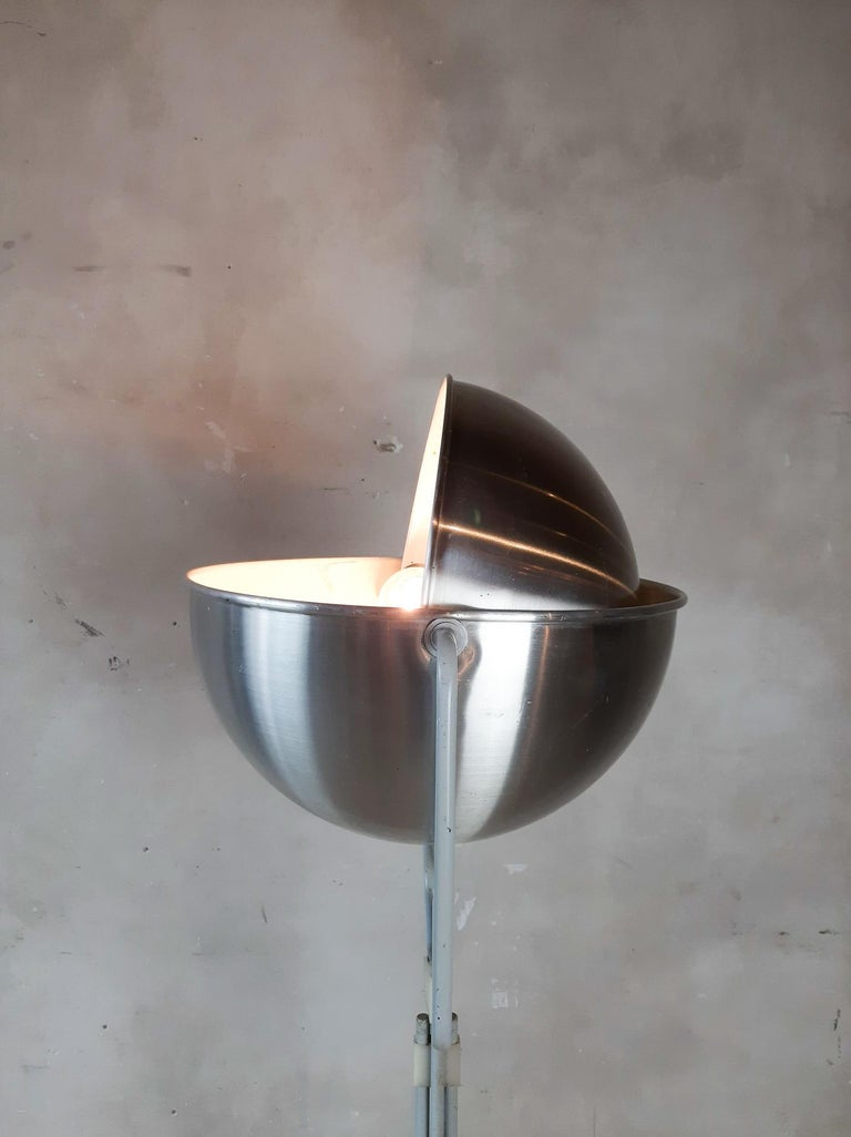 Eclipse Floor Lamp by Jelles for RAAK, 1960s For Sale 5