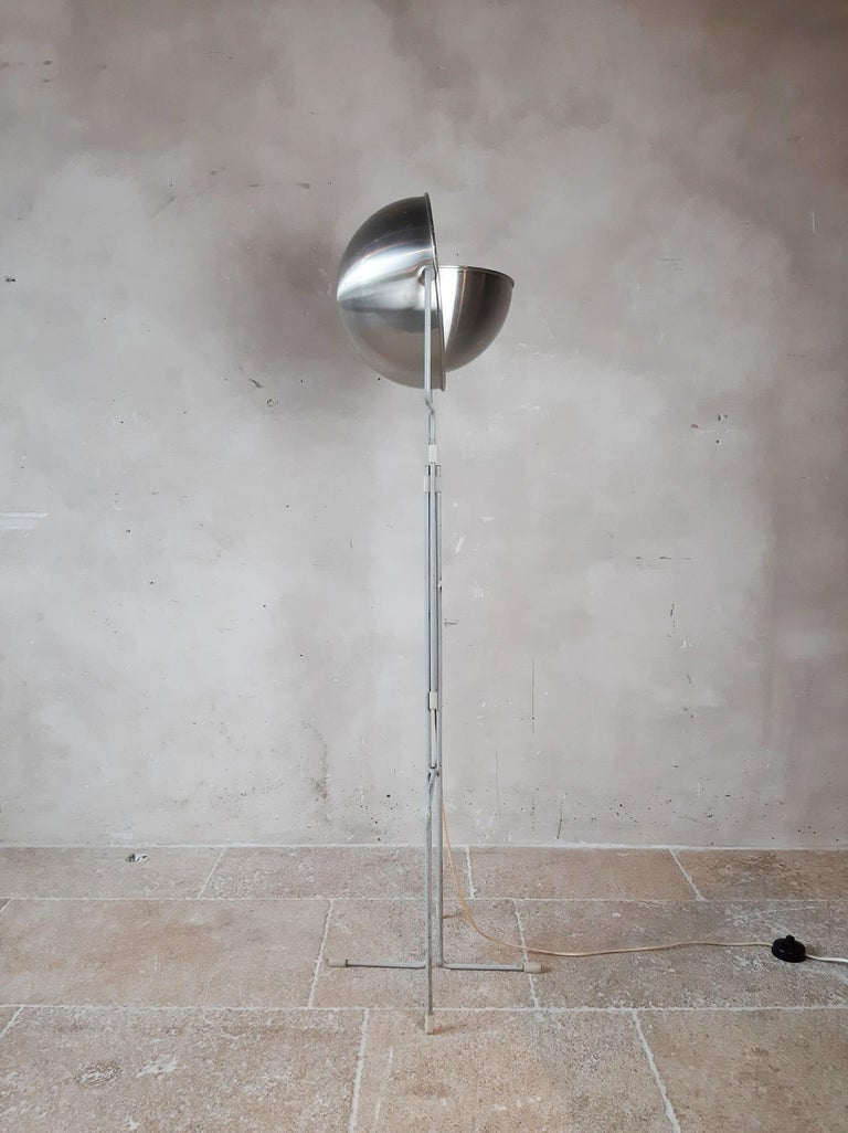 Eclipse Floor Lamp by Jelles for RAAK, 1960s For Sale 6