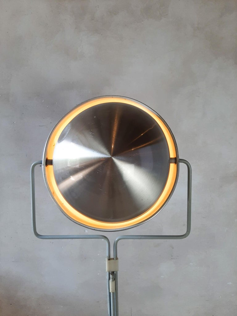 Mid-Century Modern Eclipse Floor Lamp by Jelles for RAAK, 1960s For Sale
