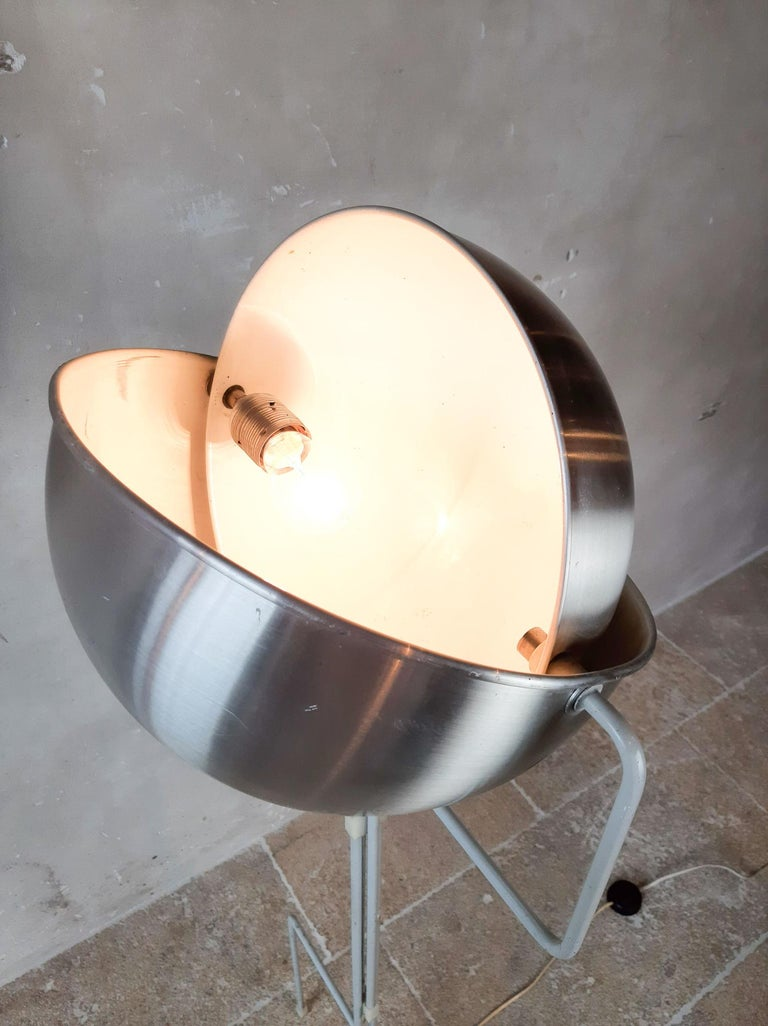 Mid-20th Century Eclipse Floor Lamp by Jelles for RAAK, 1960s For Sale