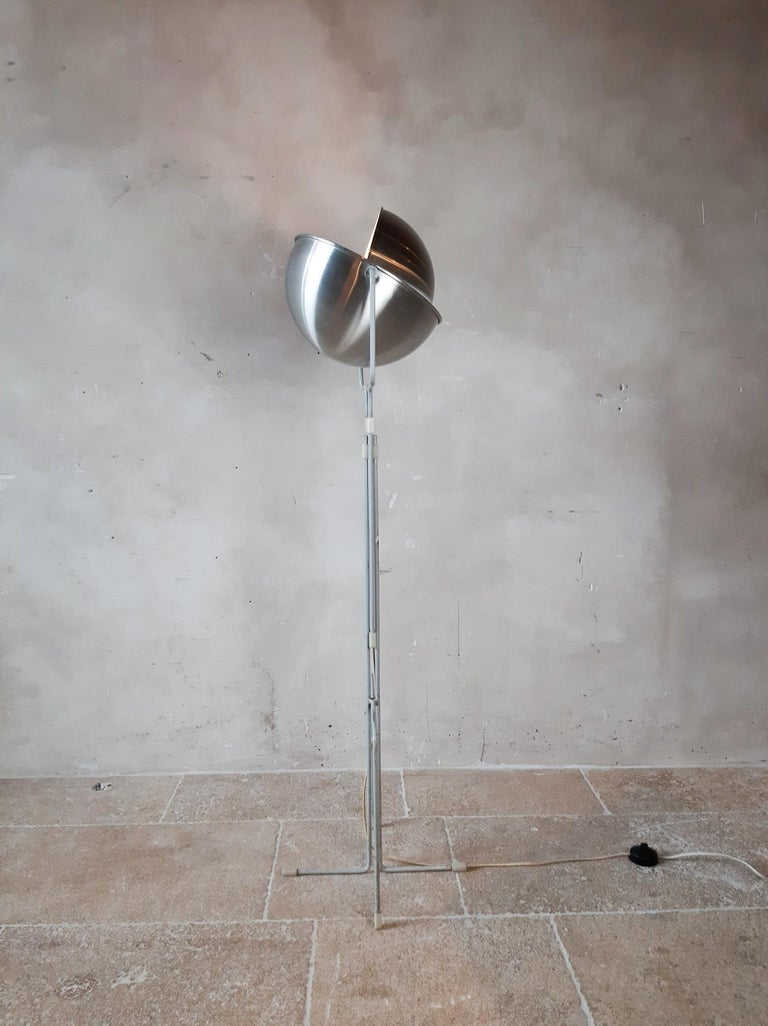 Eclipse Floor Lamp by Jelles for RAAK, 1960s For Sale 1