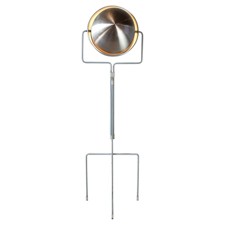 Eclipse Floor Lamp by Jelles for RAAK, 1960s For Sale