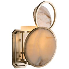 Eclipse Right Wall Sconce by Badari