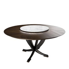 Eclipse Round Dining Table