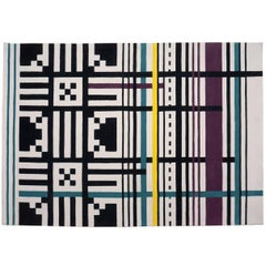 Ecstatic Rug by Dare to Rug in New Zealand Wool Romanian Collection