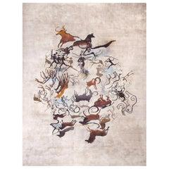 Ecuadorian Carpets Designed by Olga Fisch