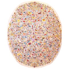Ecuadorian carpet designed by Olga Fisch