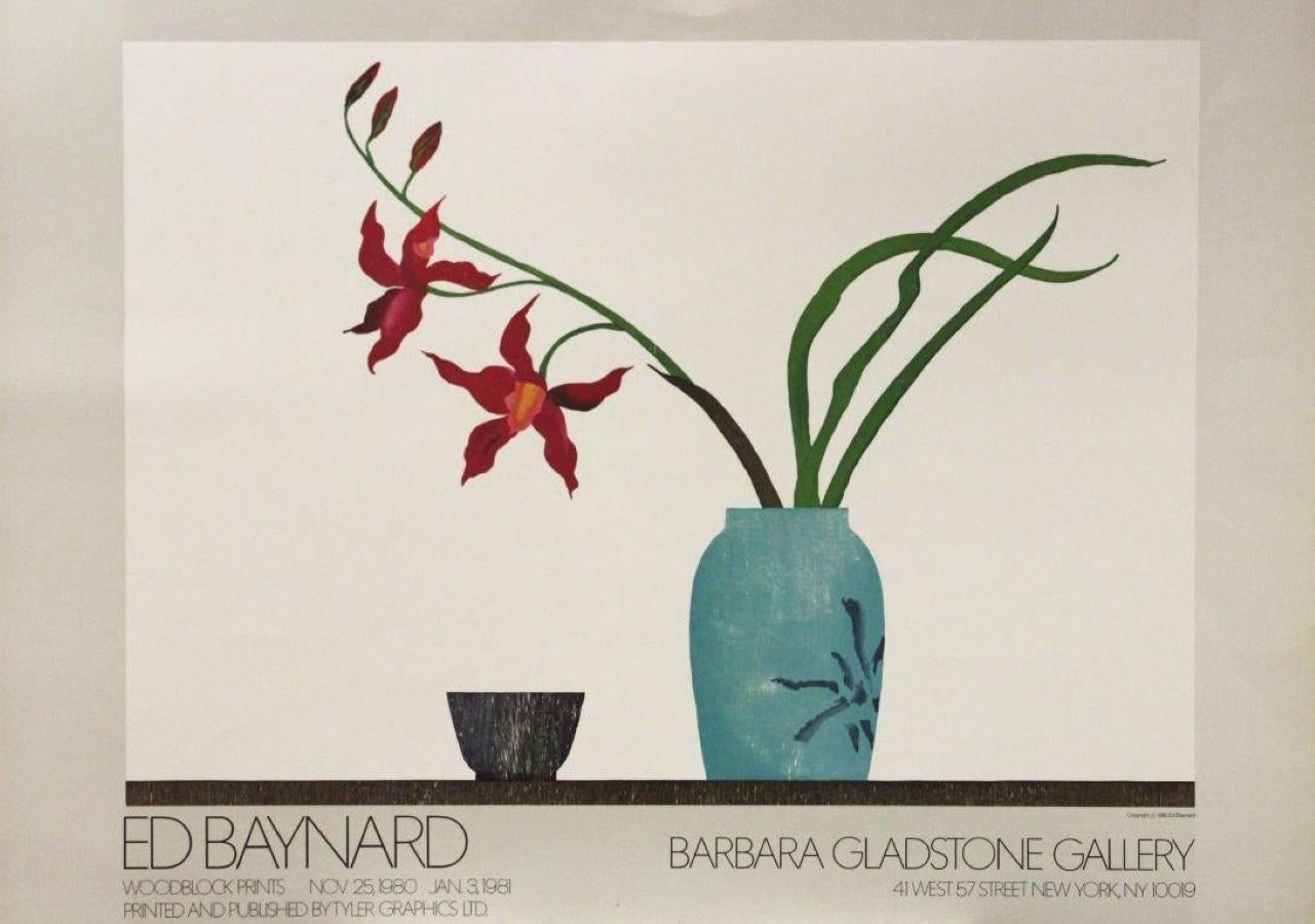 """Wood Block Prints""-Barbara Gladstone Gallery, NYC"