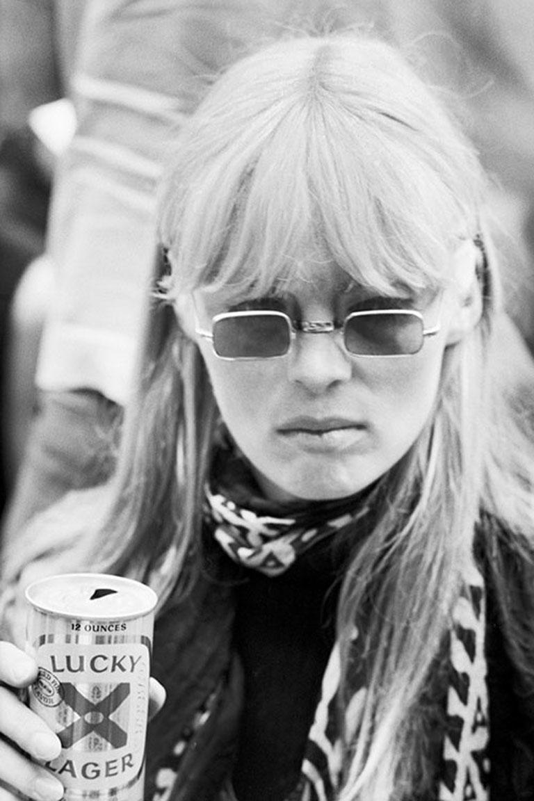 Nico at Monterey Pop Festival