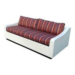 Ed Frank for Moretti Fiberglass Sofa and Bed
