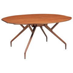 "Ed Frank ""Spider"" Dining Table for Glenn of California"