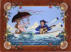 The Sailor Serenade (Sailor and Mermaid)