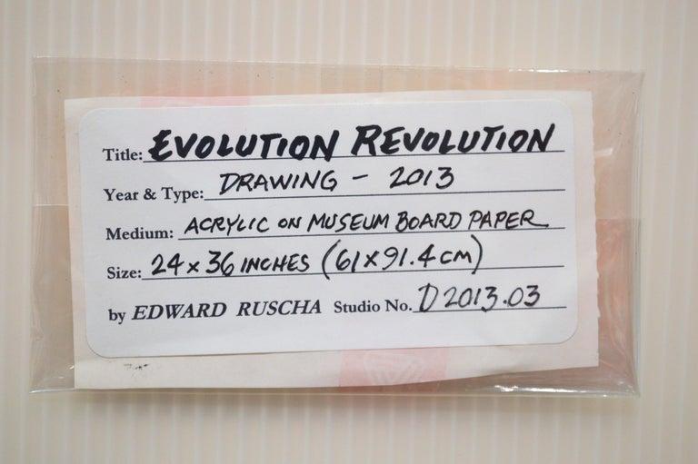 Evolution Revolution For Sale 5