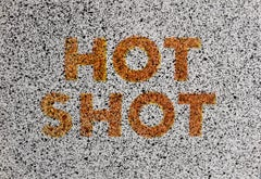 Hot Shot, from: Eighteen Small Prints