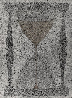 Hourglass  Reloj de Arena - Amercian Pop Art